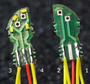 Numrering LED